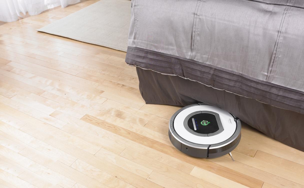 Nachteil Dunkler Boden : iRobot Roomba 700er Serie 780  760 im Test