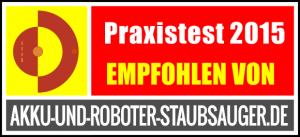 Roboter Empfehlung 2015